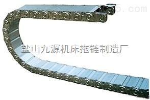 宜宾钢制穿线拖链到新正茂,雅安机床钢制拖链