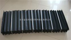 耐高温风琴式防护罩,导轨式伸缩防护罩