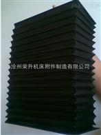 柔性风琴防护罩,耐高温式风琴防护罩,方形风琴防护罩,带拉斤式风琴防护罩