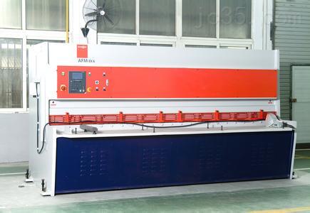 供应QC12Y(K)系列液压摆式(数控)剪板机