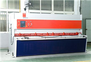 剪板机厂家领跑者 热销QC11K液压闸式数控剪板机