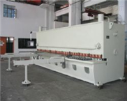 供应台湾滚珠丝杆的液压竞技宝剪板机