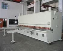 供应台湾滚珠丝杆的液压数控剪板机