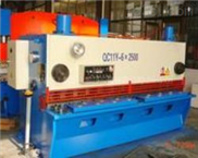 QC12Y/K-8x4000液压剪板机/数控摆式剪板机/闸式