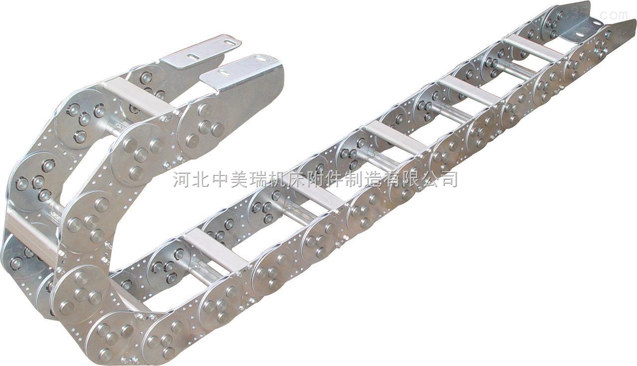 广东佛山TLG95金属拖链/钢制拖链