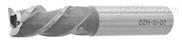 直柄立铣刀 标直键二刃Φ1-22