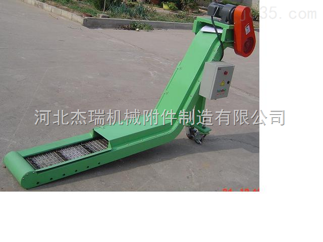 杰瑞机床排屑机生产厂家、链板排屑机价格、排屑器厂家