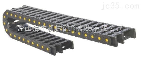 TAB55系列单向桥式组装增强拖链