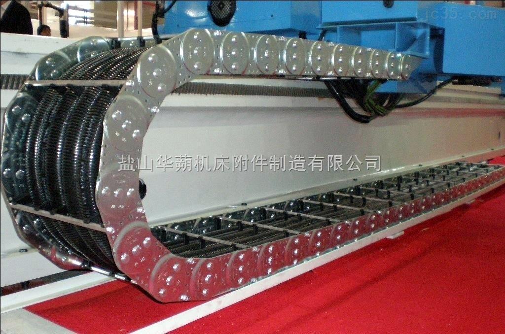 专供吉林钢制拖链,钢铝拖链