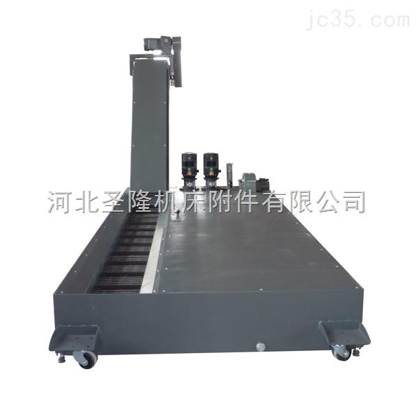 自动化链板式排屑器