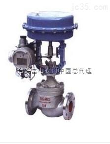 台湾富山SZXP气动薄膜直通单座调节阀