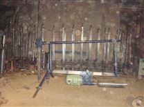 前置电线杆螺旋钻孔机,前置水泥杆螺旋钻孔机