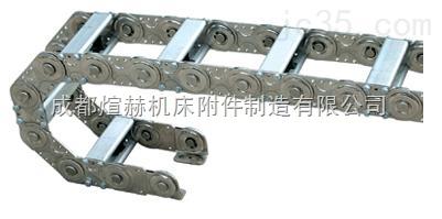 四川TL45打孔式钢铝拖链产品图片