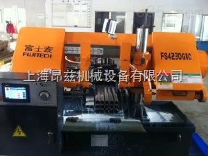 宝山全数控4230带锯床  带锯床生产厂家