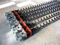 排屑机、螺旋杆式排屑机、螺旋杠排屑机、螺旋簧排屑机型号材质可定做