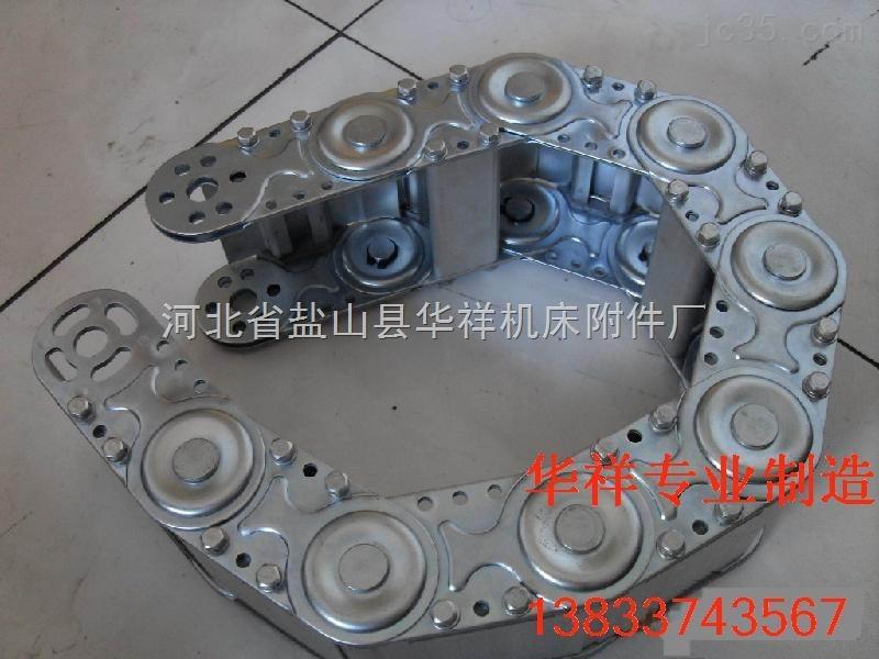 TLG标钢铝拖链