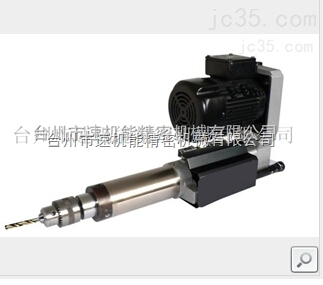 台州专业钻孔动力头,专业攻丝动力头速机能厂