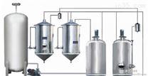 全套菜籽油精炼设备生产线,自动化油脂精炼设备