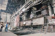 专业供应双风胆1~30吨环保热风冲天炉