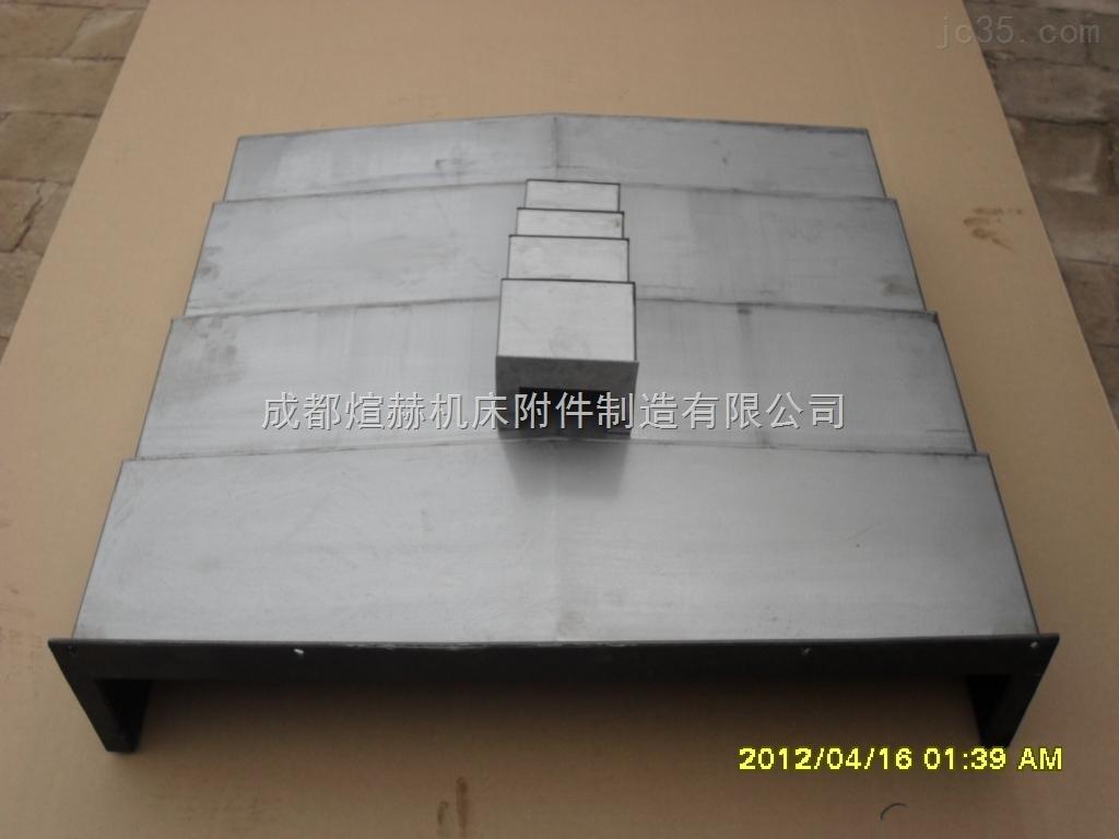 专业生产的机床钢板防护罩质量欢迎咨询产品图片