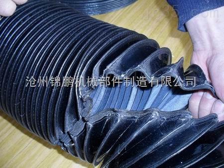 拉链式油缸行程保护套