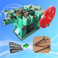 供应 全自动钉子生产制造商富盛重工制钉机生产商