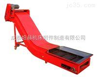 大型龙门铣床刮板式排屑机