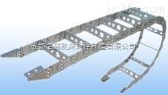穿线钢制拖链链产品图片