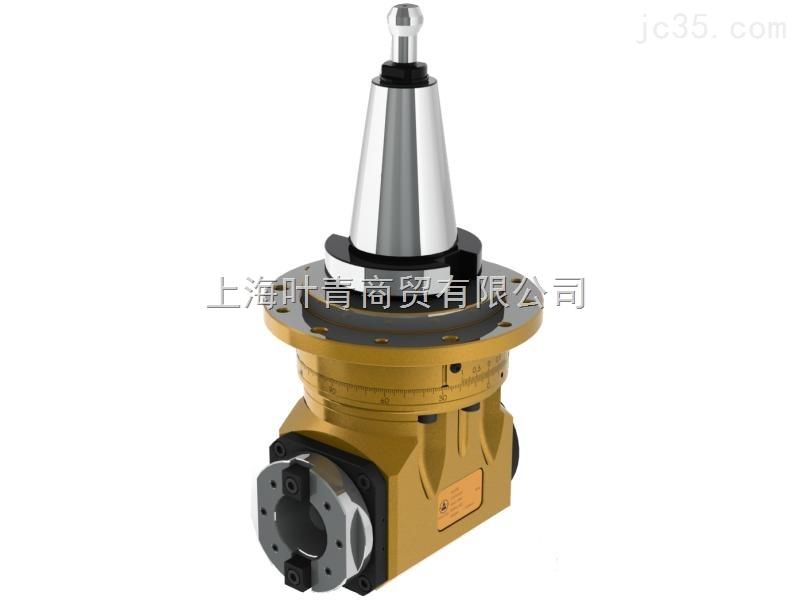 台湾豪力辉AHK-BT50-A1G直角铣头角度头