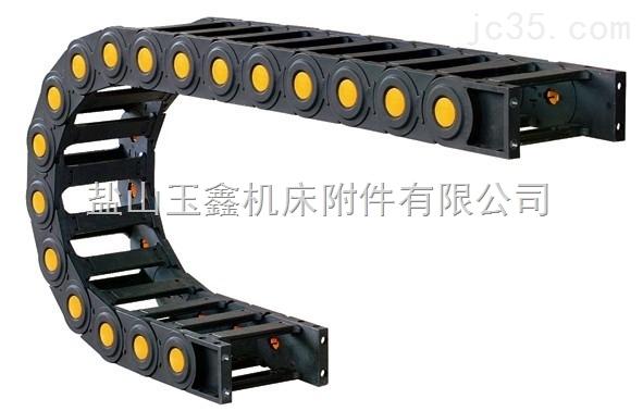 沧州消音型工程塑料拖链