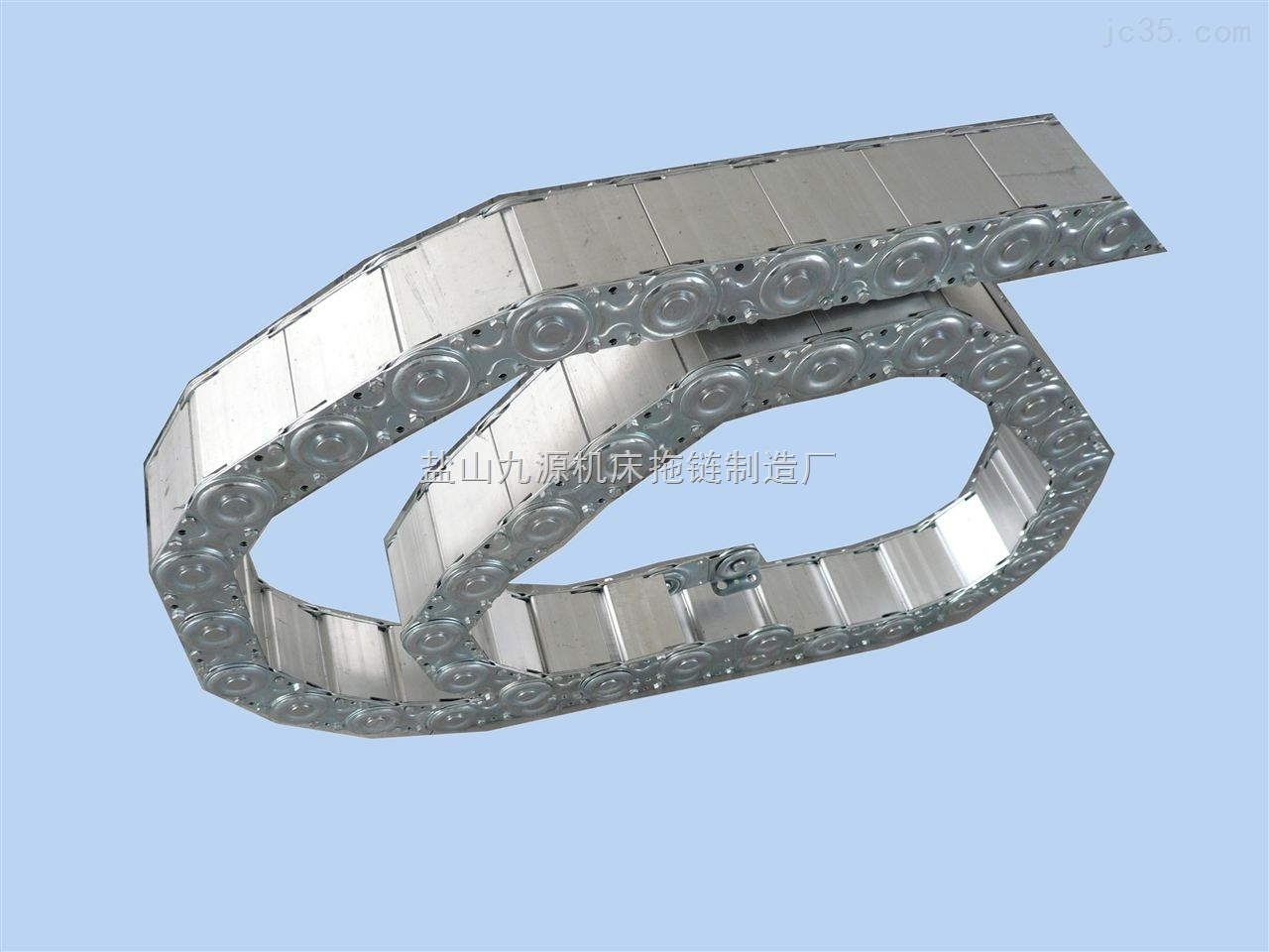 南充钢制拖链原装进口,内江钢铝拖链质产品