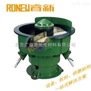环保PU衬胶振动研磨机 质量过硬振动抛光机