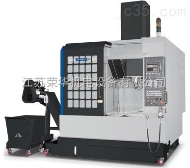 韩现代威亚Hi-MOLD450立式加工中心