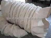 【制作】唐山化工厂排气帆布软连接