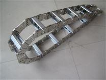 卧式机床穿线金属拖链