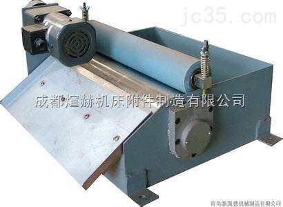 平面磨床胶辊型磁性分离器产品图片