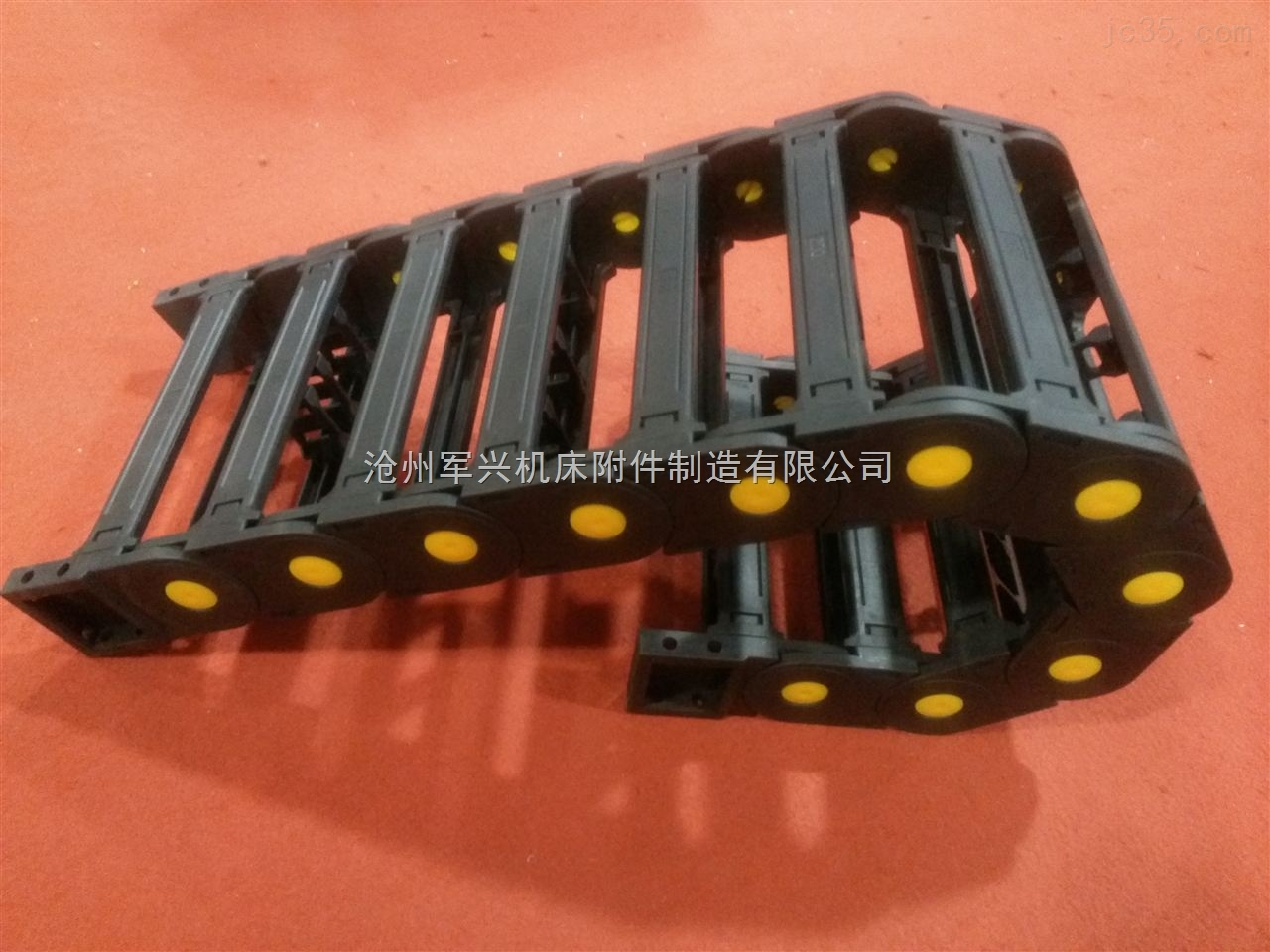 工程塑料拖链
