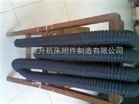 【定制】河南机械密封除尘伸缩软连接材质
