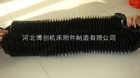 液压气缸丝杠防护罩