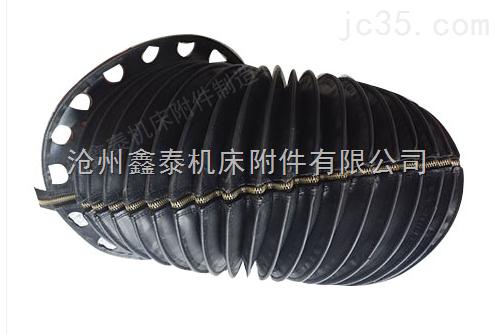 可拆式液压缸防护罩