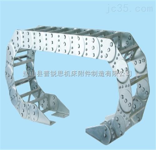 桥式钢制拖链批发