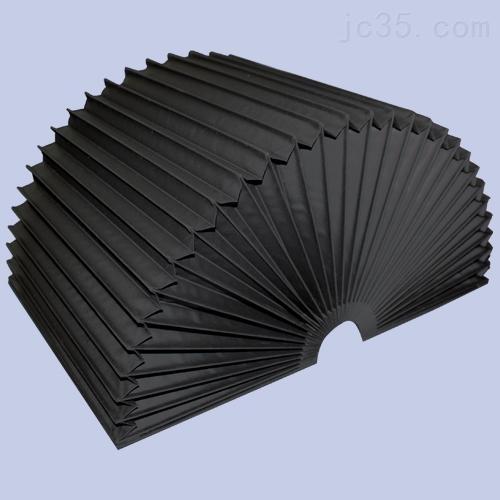 自动化机床风琴防护罩