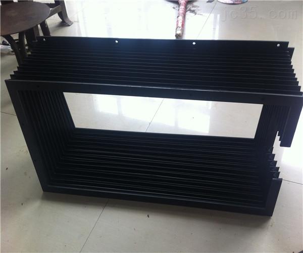 专业生产防腐蚀风琴防尘罩
