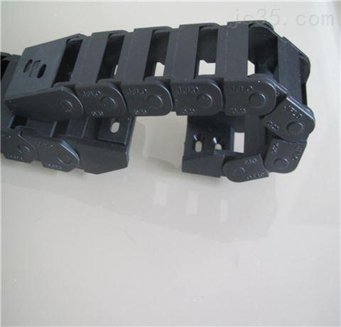 机械钻床移动工程塑料拖链