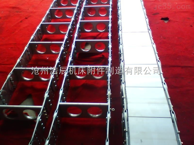 工程钢铝拖链生产厂