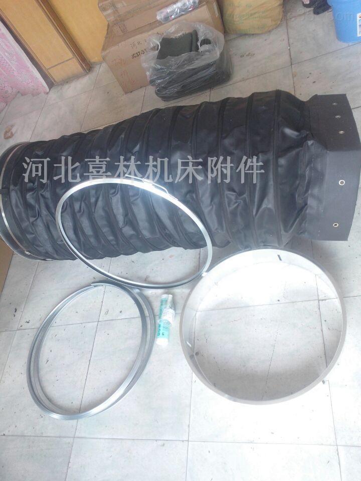 圆形丝杠防护罩 防护罩厂家