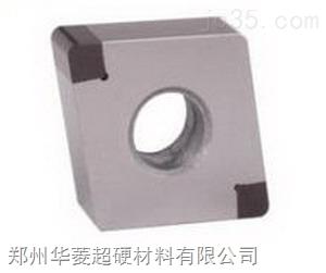 华菱超硬CBN刀具实现以车代磨加工淬火钢齿轮