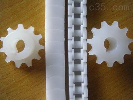 供应幻速12.7节距4分塑料链条
