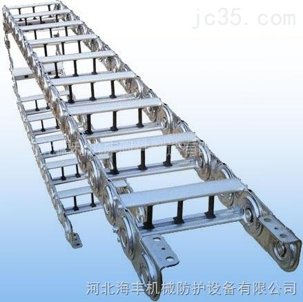 隔离架式钢铝拖链