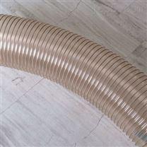 PU透明钢丝管